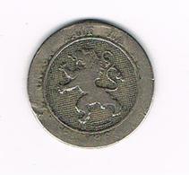 // LEOPOLD I   5 CENTIEM   1861 - 1831-1865: Léopold I