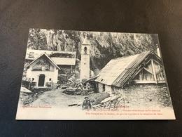 49 - Sur La Route De Maurin - Hameau Abandonné De ST ANTOINS - 1907 Timbrée - Autres Communes