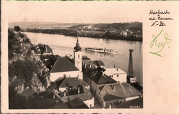 ! 1943 Marbach A.d. Donau, Maribor, Stempel KLV Lager Niederdonau ND 57, Kinderlandverschickung, Lübeck - Slowenien