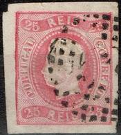 Portugal - 1866 - Y&T N° 21 Oblitéré - 1862-1884 : D.Luiz I