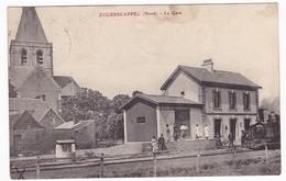 Zegerscappel , La Gare - France