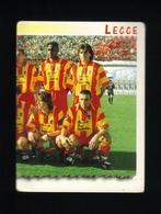 Figurina Calciatori Italiani Panini 1997-1998 - Lecce - N.192  La Squadra  - Football - Soccer - Socker - Fussball - Edizione Italiana