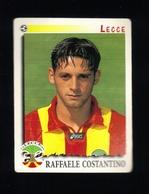 Figurina Calciatori Italiani Panini 1997-1998 - Lecce - N.208  Raffaele Costantino  - Football - Soccer - Socker - Fussb - Edizione Italiana