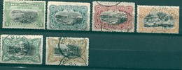 Congo Etat Indépendant - 1894/1900 - Lot Timbres Oblitérés - Nºs Dans Description - - Belgisch-Kongo