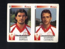 Figurina Calciatori Italiani Panini 1997-1998 - Monza  - N.494   - Football - Soccer - Socker - Fussball - Futbol - Edizione Italiana