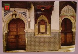 FEZ (Maroc) - SIDI AHMED TIJANI - Tijaniyyah Sufi - Mosque - Vg - Fez