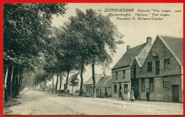 "Zuienkerke - Zuyenkerke: Gehucht ""Vier Wegen"" Naar Blankenberghe - Maalderij G. Billiouw-Coucke - Zuienkerke"