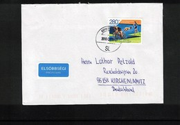Hungary / Ungarn 2010 Cycling Interesting Cover - Rudersport