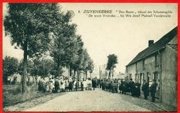 """Zuienkerke - Zuyenkerke: """"Den Boom"""" Lokaal Der Schuttersgilde """"De Ware Vrienden"""" - Zuienkerke"""