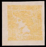 Occupazione Austriaca - Lombardo Veneto: Francobolli Per Giornali / Testa Di Mercurio (30 Cent.) Giallo Chiaro - 1851 - Ungebraucht