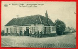 Zuienkerke - Zuyenkerke: De Kalsijde Naar Het Dorp (in De Kruiskalsijde Estaminet) - Zuienkerke