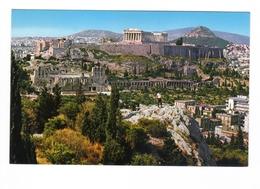 Cartolina Postale - Grecia - Atene 3 - Viaggiata - Grecia