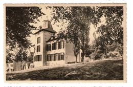 Ottignies - La Château - Edit. Colard - 2 Scans - Ottignies-Louvain-la-Neuve