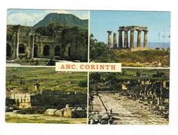 Cartolina Postale - Grecia - Corinto - Viaggiata - Grecia