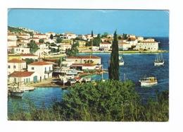 Cartolina Postale - Grecia - Spetse - Viaggiata - Grecia