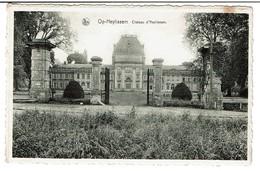 Op-Heylissem - Château D'Heylissem - Edit. Kaquet, Montegnée - 2 Scans - Hélécine