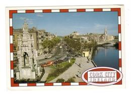 Cartolina Postale - Irlanda -  Cork City  -  Non Viaggiata Ma Scritta - Cork