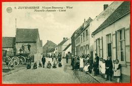Zuienkerke - Zuyenkerke: Nieuwe Steenweg - West - Zuienkerke