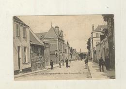 Cpa SAINT QUENTIN  Rue Longueville - Saint Quentin