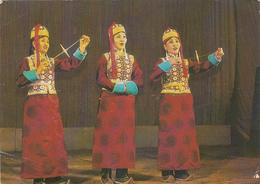 MONGOLIA - Singers - Mongolei