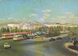 MONGOLIA - Ulaanbaatar - Automotive - Mongolei