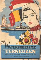 Boekje Watertoerisme Terneuzen + Plan (boot Bateau) - Terneuzen