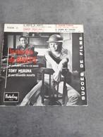 Disque De Tony Murena Et Sont Ensemble Musette - La Marche De Babette - Barclay 72336 - 1959 - Filmmusik