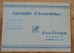 Spécialités D'Accordéons Des Grandes Marques Italiennes - Musique & Instruments