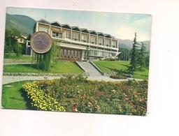 M8883 Valle D'aosta SAINT VINCENT CASINO' 1968 Viaggiata - Altre Città
