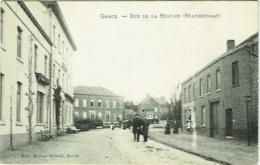 Genck. Rue De La Station. Statiestraat. - Genk