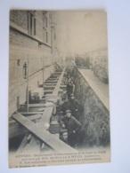 Anvers Déplacement Et Rehaussement De La Gare Du DAM 9 Vue Extérieure - Ouvriers Occupés Au Rehaussement  Edit G. Herman - Antwerpen