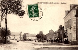 18 - ARGENVIERES SAINT LEGER -- La Place - France