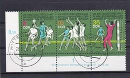 DDR, Nr. 1928/30 ZD DV, Gest. (K 4134) - DDR