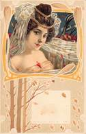 CPA JAHRESZEITEN Serie III N°5 - Illustratori & Fotografie