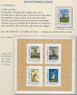 ACHICOURT  Pas De Calais - Gepersonaliseerde Postzegels (MonTimbraMoi)