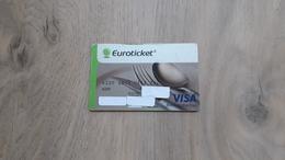 MEC.62 / PORTUGAL -  CREDIT CARD / CAIXA GERAL DE DEPOSITOS / MAESTRO - N°102 - Geldkarten (Ablauf Min. 10 Jahre)