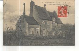18. Pont Cher, Commune De Joue Les Tours, Chateau De Beauregard - Frankreich