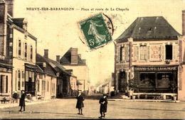 NEUVY  SUR  BARANGEON / ROUTE DE LA CHAPELLE - France