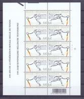 Belgie - 2002 - OBP -  ** F 3052/55 - PL 1 - Sport - Tennis - Wielrennen ** - Unused Stamps