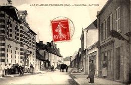 18] Cher > / LA CHAPELLE  D  ANGILLON - France