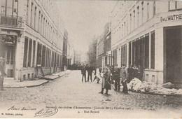 CPA 59 (Nord) ARMENTIERES / SOUVENIR DES GREVES / JOURNEE DU 13 OCTOBRE 1903 / RUE BAYARD / PRECURSEUR ANIMEE - Armentieres