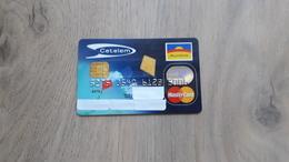 MEC.62 / BELGIQUE BELGIE / CREDIT CARD / MASTERCARD / CETELEM AURORA. /  - N°501 - Geldkarten (Ablauf Min. 10 Jahre)