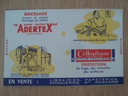 BUVARD ADERTEX - Buvards, Protège-cahiers Illustrés