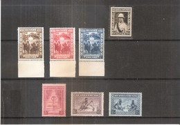 Ruanda-Urundi - 107/13 - Séries Complètes - XX/MNH - 1924-44: Neufs