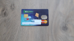 MEC.62 / BELGIQUE BELGIE / CREDIT CARD / MASTERCARD / CETELEM BNP PARIBAS GROUP / - N°502 - Geldkarten (Ablauf Min. 10 Jahre)