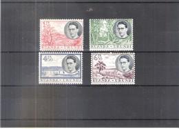 Ruanda-Urundi - 196/99 - Série Complète - X/MH - 1948-61: Neufs