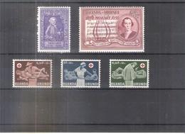 Ruanda-Urundi - 200/04 - Séries Complètes - X/MH - 1948-61: Neufs