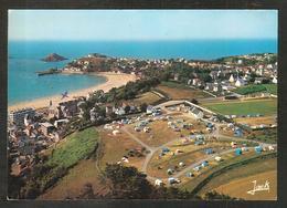 1968 - Le Val-andré (22) La Plage, Le Port De Piégu, Le Verdelet Et Le Camping - Vue Générale Aérienne - - Altri Comuni