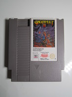 GAUNTLET II - JEU NINTENDO NES 1985 - Other