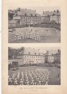 Vues De La Fete Du Régiment. 21 Mai 1902. Maubeuge - Montmédy ? 27 X 18,5 Cm. - Militaria